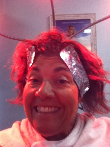 Auditioning for remake of My Favorite Martian?