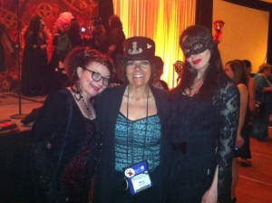 At the Vampire Ball - RT Convention