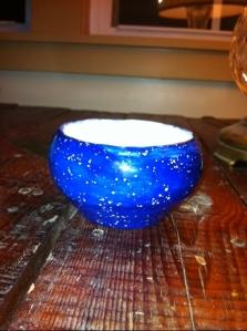 Pot-blue