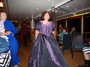 I felt beautiful in this gown and loved that so many people complimented me and the dress.